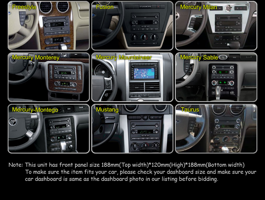 Ford Android Iteams Optimal Systems All About Your Car Navigation And Audio Systems